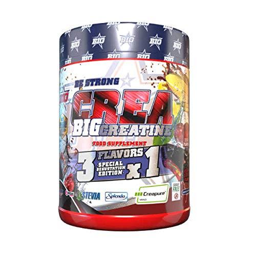 Big Creabig Creatina Degustation Pack 500G 600 g
