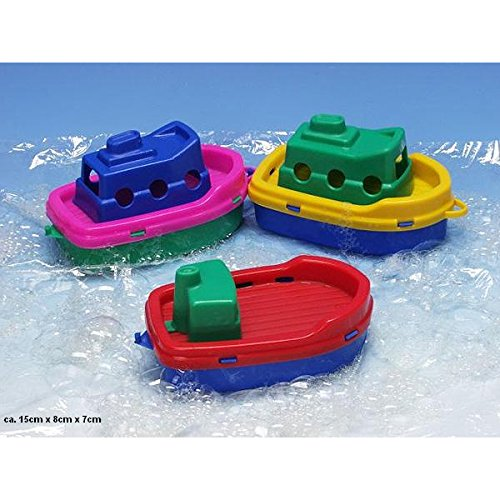 EDUPLAY 800571 Dampfer, 3er Set