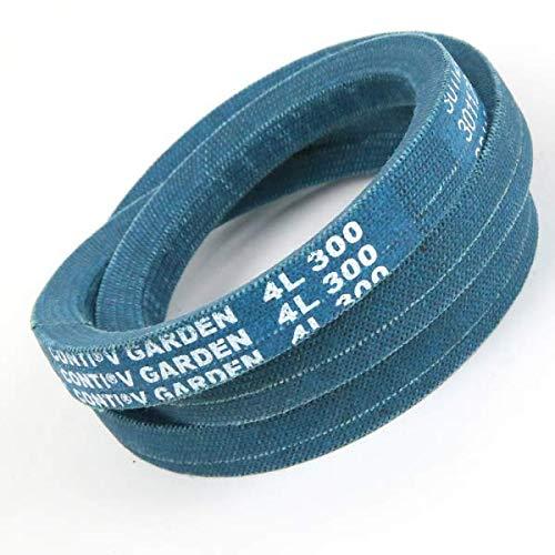 Courroie tondeuse 4L300 Continental Kevlar - 12,7 x 7,2 x 762 mm - Pièce neuve