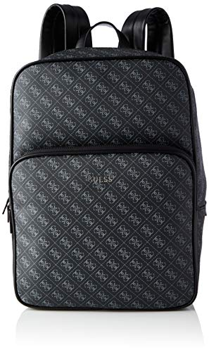 Guess VEZZOLA Backpack, Hombre, negro, Talla única