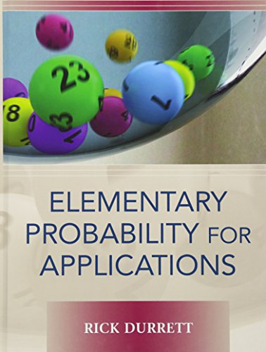 Elementary Probability for Applicationsの詳細を見る