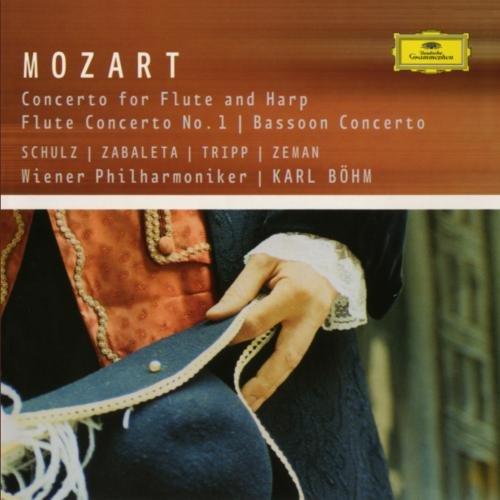 Flötenkonzert G-Dur/Konzert Für Flöte und Harfe/+