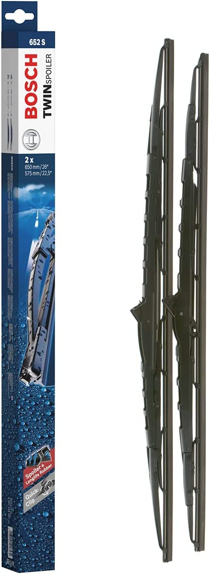 MERCEDES W168 BOSCH Twin Gifts Windshield 575mm Wiper PAIR Lowest price challenge 650 Blades