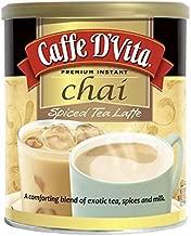 Caffe D'Vita Spiced Chai 1 pound Can