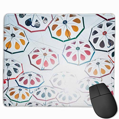 Glatte Mauspad Sonnenschirm Mobile Gaming Mousepad Work Mouse Pad Office Pad