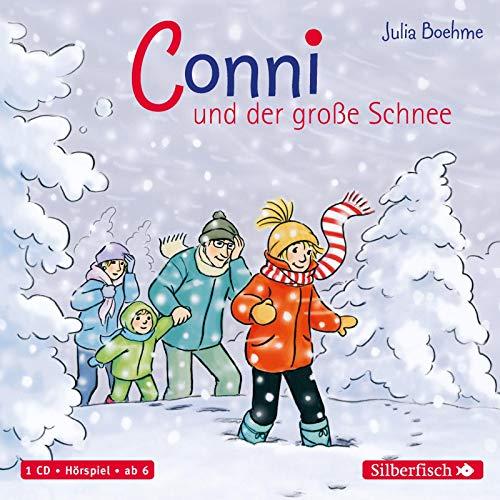 Conni und der große Schnee (Meine Freundin Conni - ab 6 16): 1 CD
