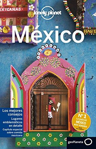 México 7: 1 (Guías de País Lonely Planet) [Idioma Inglés]