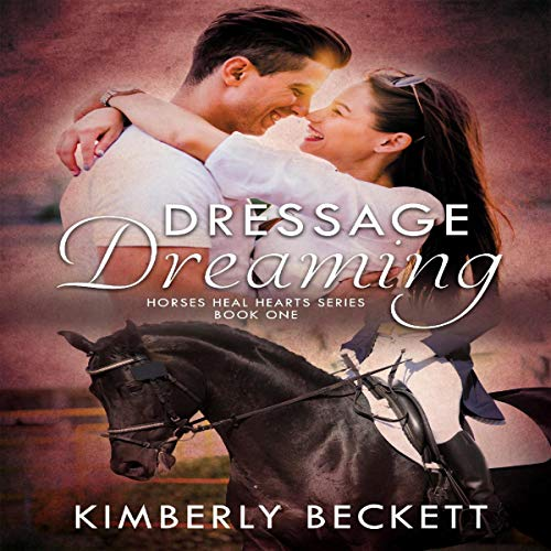 Dressage Dreaming audiobook cover art