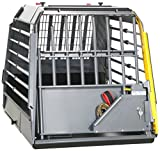 A R North America Inc MIM Variocage Single L - Crash Tested Dog Travel Crate - Large (00363)