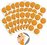 Buggy Bands 96Pack Mosquito Repellent Patches Stickers for Kids Adult Outdoor Indoor Travel - Natural Plant Based Ingredients, Deet Free-Orange
