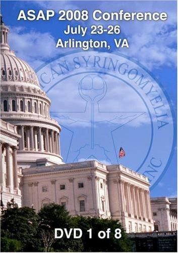 [08-01] ASAP 2008 Conference - Arlington, VA (DVD 1) by Marc Stevens