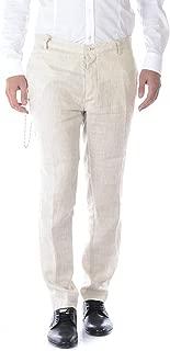 Daniele Alessandrini - Men'S Pants P3089S14903702 Beige CALURIA Pants