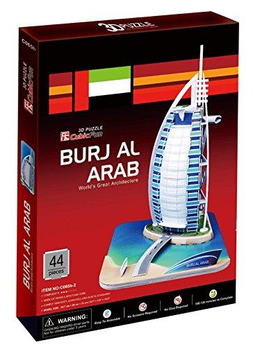 Mehano 58764–Puzzle Burj Al Arab Dubai