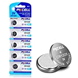 CR1225 ECR1225 DL1225 3V Coin Cell Lithium Batteries for Thermometer (5pc)