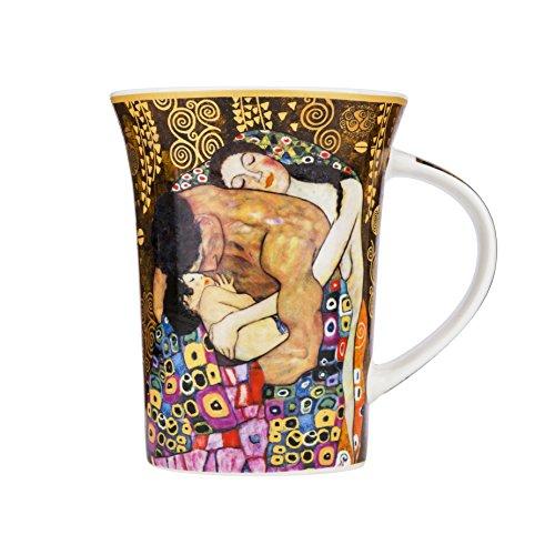 Carmani Gustava Klimt - Taza Familiar, Multicolor, Talla única