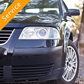 Automotive Headlight Assembly Replacement