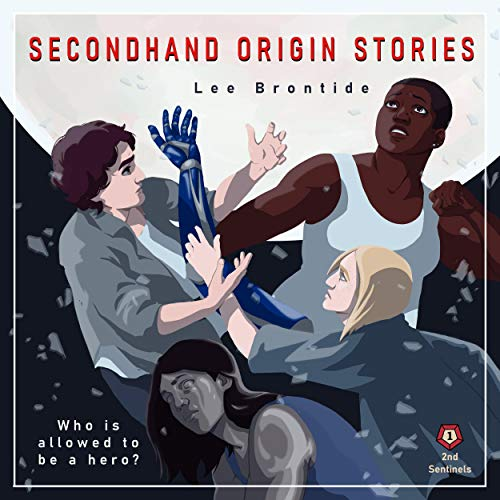 Secondhand Origin Stories cover art