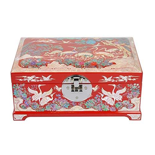 Caja Joyero Organizador Cajas De Joyas Caja De