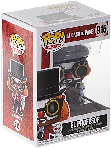 POP! TV: La Casa de Papel - Professor O Clown