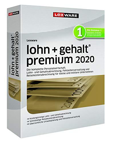 Lohn+Gehalt Premium 2020