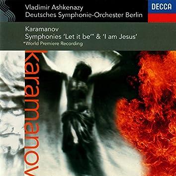 Karamanov: Symphonies Nos. 22 & 23