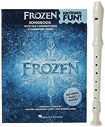 Frozen - recorder fun! flute a bec