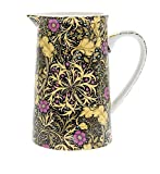 The Leonardo Collection - Caraffa in porcellana fine, motivo: William Morris