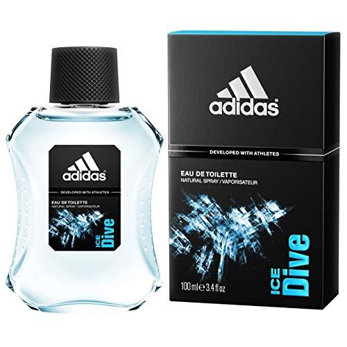 Adidas - Eau de Toilette Ice Dive - Profumo Uomo Spray 100 ml
