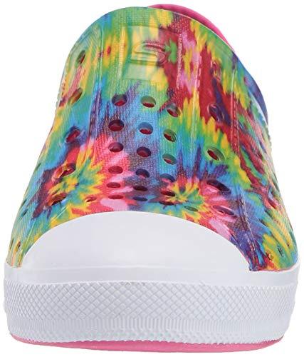 Skechers Girls Foamies Guzman Steps-Color Hype Water Shoe, Mulit, 2 Big Kid Kentucky
