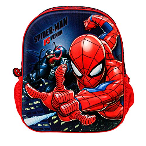 KARACTERMANIA Spiderman Versus Mochila 3D  Pequeña  Multicolor