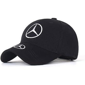 Gorra Mercedes Benz Coche Deporte Moda Unisex