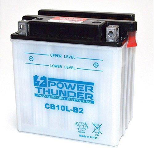 Power Thunder - Batería CB10L-B2 (c/A) [0610361P]