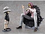 Modelo de Juguete WJP Pop Corason Childhood Luo Classic Scene Toy Anime Model Doll