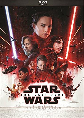 Star Wars: Episode VIII Die letzten Jedi (DVD)