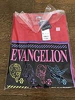 エヴァンゲリオン 緊急 非常事態 Tシャツ Sサイズ 赤