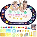 "33-Pieces Bblike 40"" X 28"" Large Size Magic Water Doodle Mat"