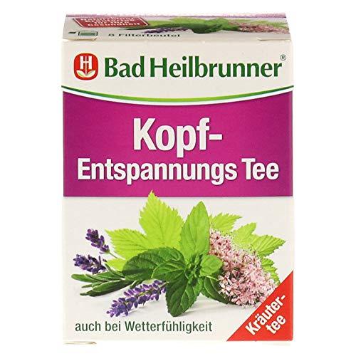 Bad HEILBRUNNER Tee Kopf Entspannung 1er Pack