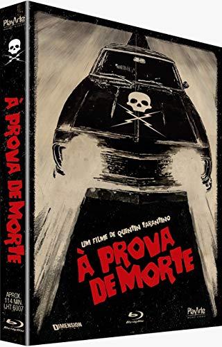 Blu-ray À Prova De Morte (Quentin Tarantino) Edição especial com Luva