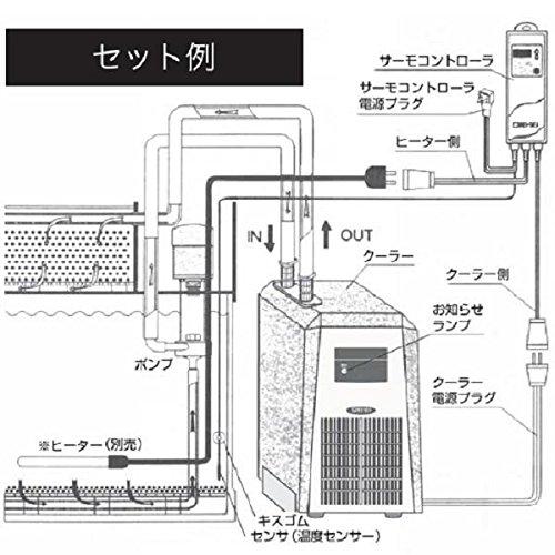 イワキレイシー『小型循環式クーラーLX-120EXA1』