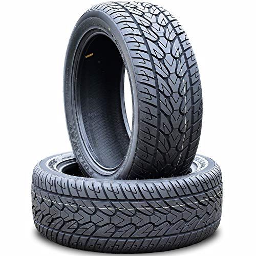 Set of 2 (TWO) Fullway HS266 All-Season Performance Radial Tires-275/55R20 275/55/20 275/55-20 117H Load Range XL 4-Ply BSW Black Side Wall