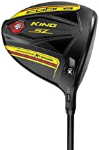 Cobra Golf 2020 Men's Speedzone Extreme Driver Black-Yellow