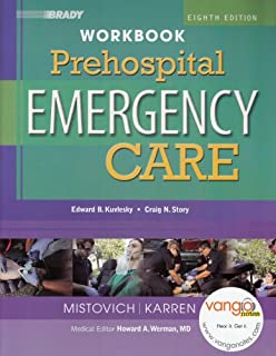 Student Workbook for Prehospital Emergency Care