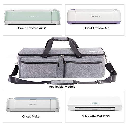 Sac de transport compatible avec CRICUT Explorer AIR et Maker Étanche Sac Fourre-tout