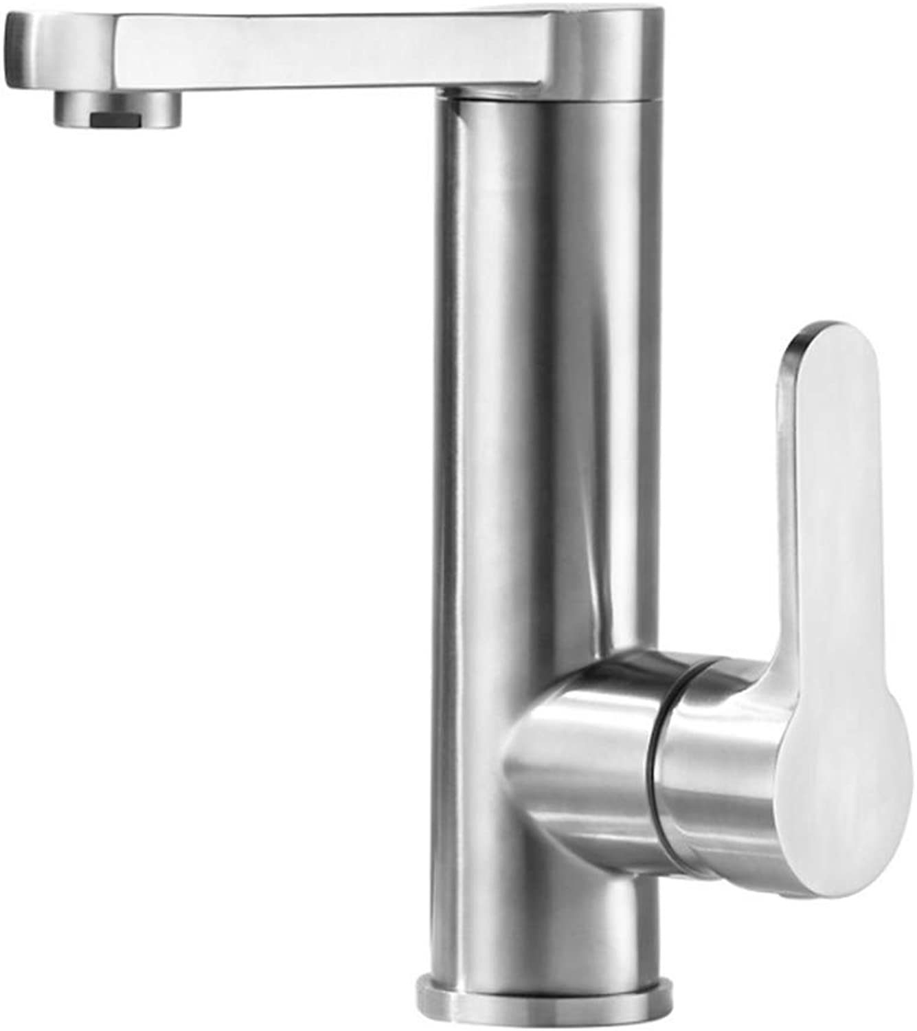 Kitchen Taps Faucet Modern Kitchen Sink Taps Stainless Steelhot and Cold Washbasin Faucet Bathroom Table Basin Faucet