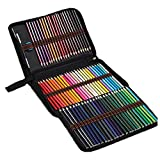 Hainice 72 lápices de Acuarela lápices de Colores para Colorear Libros de fusión de Libros Dibujo para Adultos niños Profesionales
