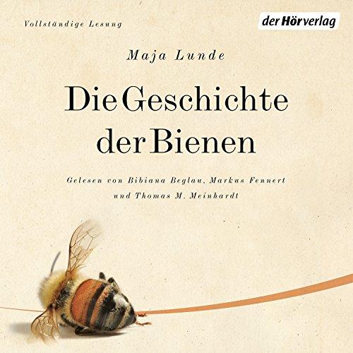 Die Geschichte der Bienen (Das Klima-Quartett 1) Titelbild