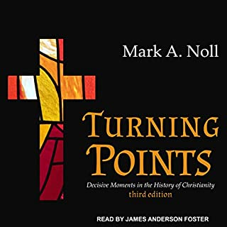 Turning Points audiobook cover art