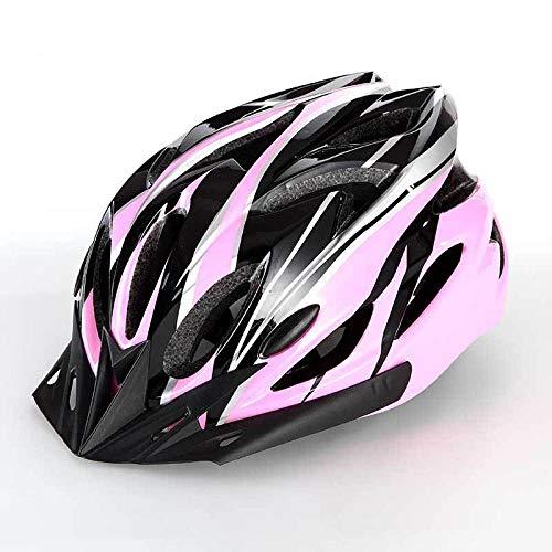 Berrd Casco de Bicicleta, Casco de Bicicleta de montaña 28 respiraderos Confort...