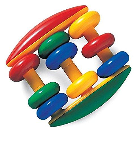 Tolo - Hochet avec petits anneaux ronds