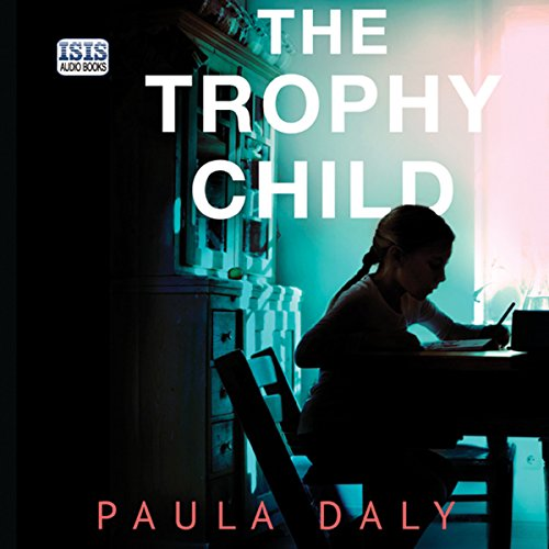 The Trophy Child audiobook cover art